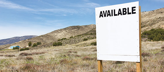 Buy a terrain for you construction