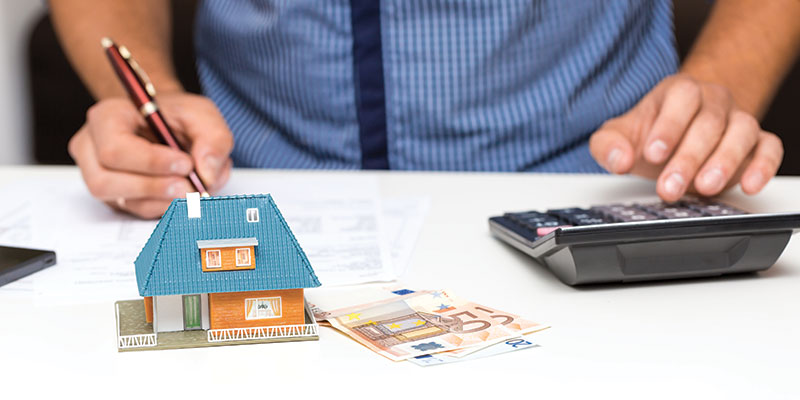 Do you have your own contribution to buy a property