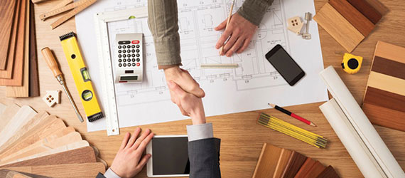 Prepare your house plans with an architect